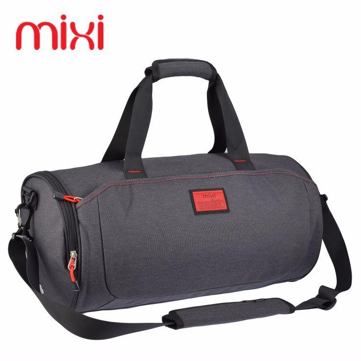 Mixi 24L Sport Bag Training Sporttas Mannen Vrouw Fitness Tassen Duurzaam Multifunctionele Handtas Outdoor Sporting Tote Voor Mannelijke