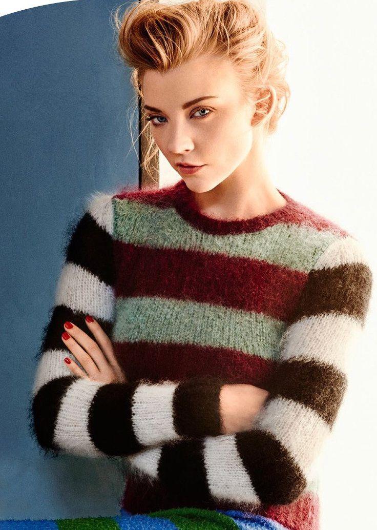 Natalie Dormer - Glamour May 2016