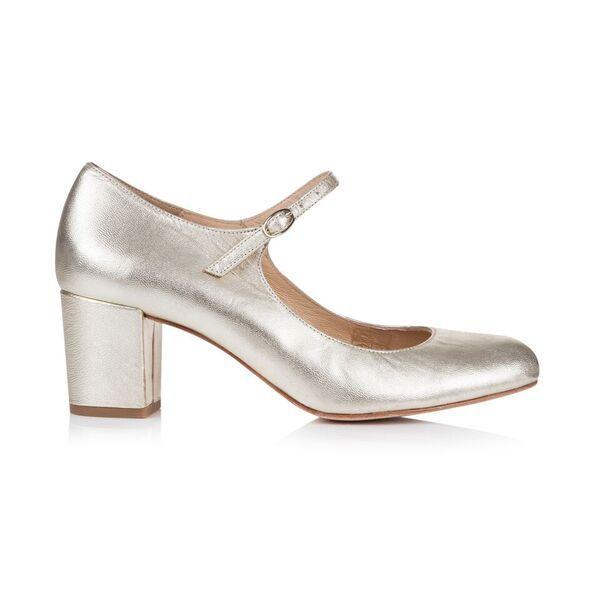 Brautschuhe Gold, mit Blockabsatz - Chloe in 2018   Brautschuhe und  Hochzeitsschhuhe   Pinterest   Shoes, Gold und Rachel simpson f96afd162a