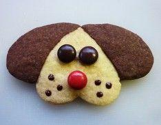 makkelijke honden koekjes