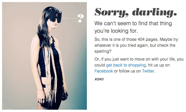 Epic 404, darling. http://threadflip.com/404: Copywritten 404, Web Design, Greenhom Solutions, Internet Doesn T, Funny 404, Epic 404, Solutions Stuff, Http Threadflip Com 404