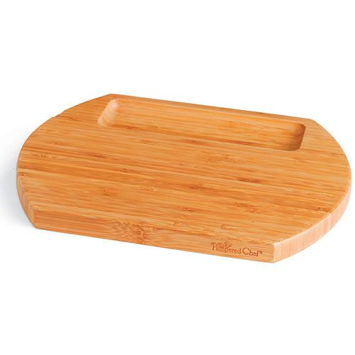Chef Pampered Bamboo Cheese Board
