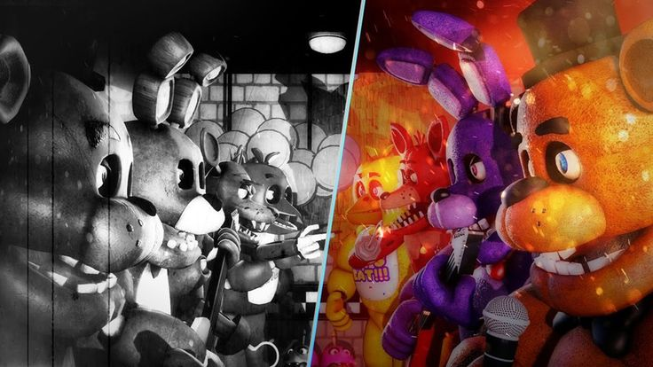 [SFM/FNAF]  The Replacements (Español)(SolaceVision)