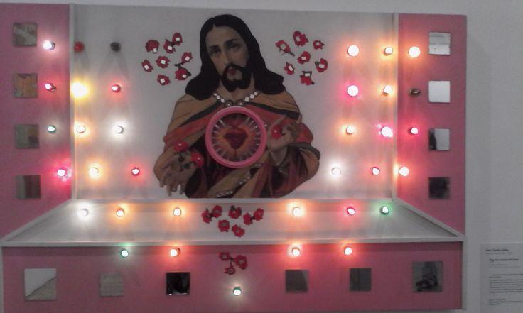Juan Camilo Uribe  Sagrado corazon de jesus  1973 Construccion electrica.