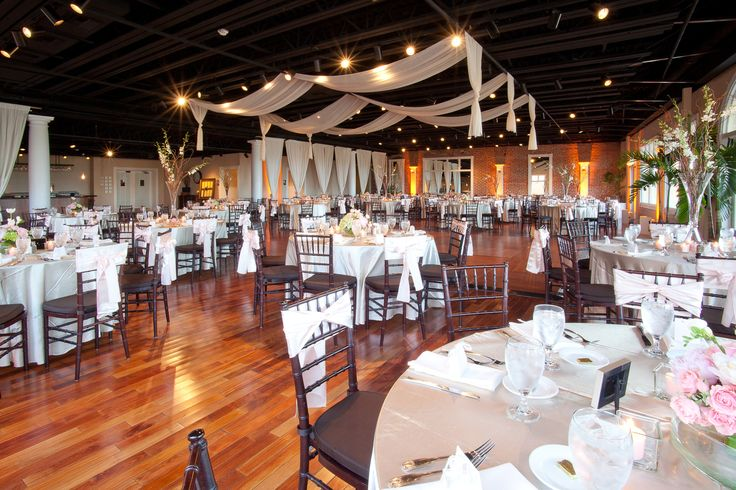 The White Room is an award winning full service private event and wedding venue located in the Heart of Historic Downtown St. Augustine, Florida on the scenic Bayfront. The White Room has three private waterfront event venues to choose from for your St. Augustine wedding, destination wedding, rehearsal dinner or corporate event.