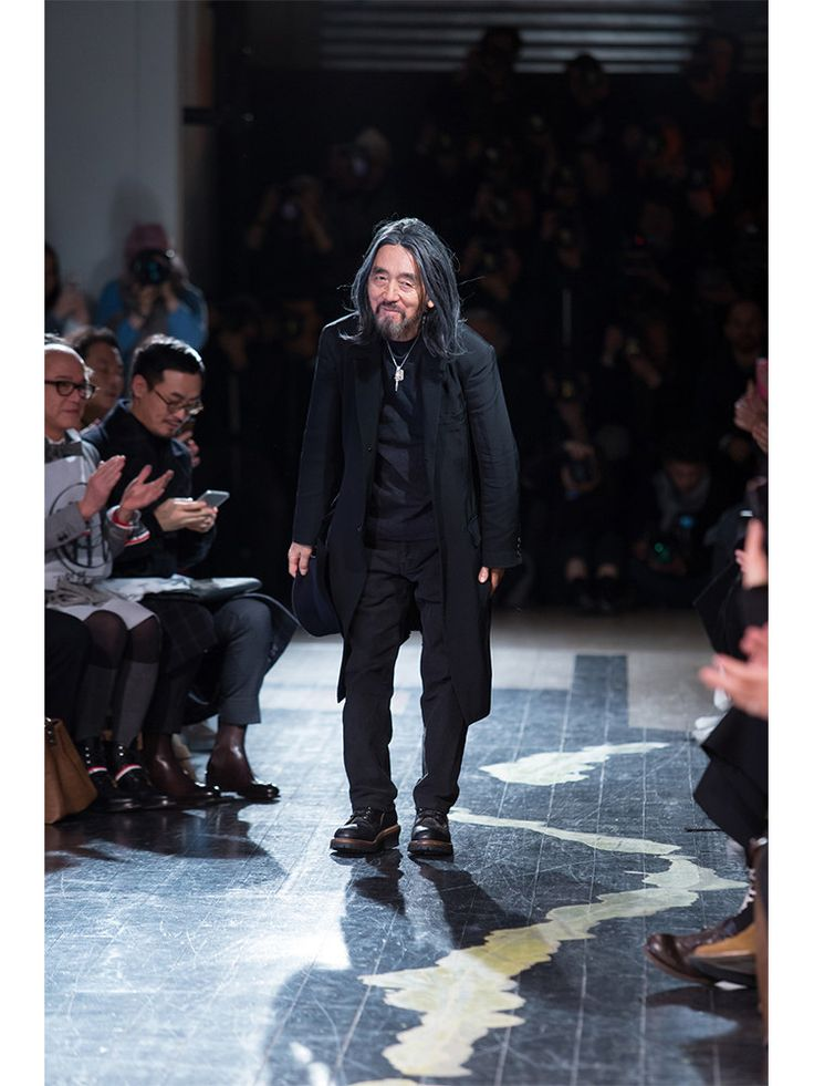 Why the Designers Are the Most Stylish Men at Paris Fashion Week | GQ