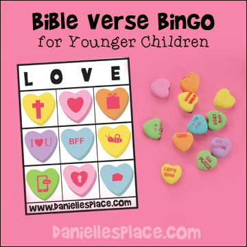 Crafts Kids Can Make And For Sunday School Children S Ministry About Love