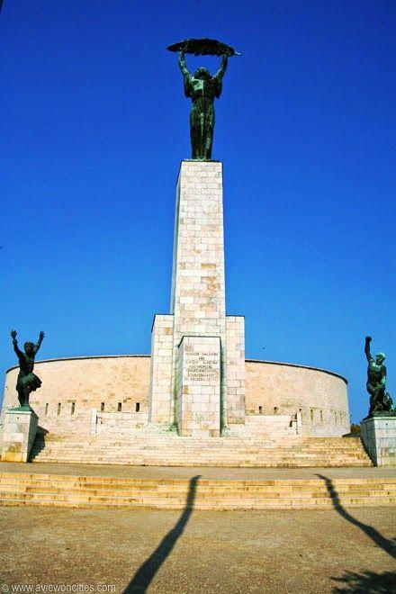 Liberation Monument...Budapest