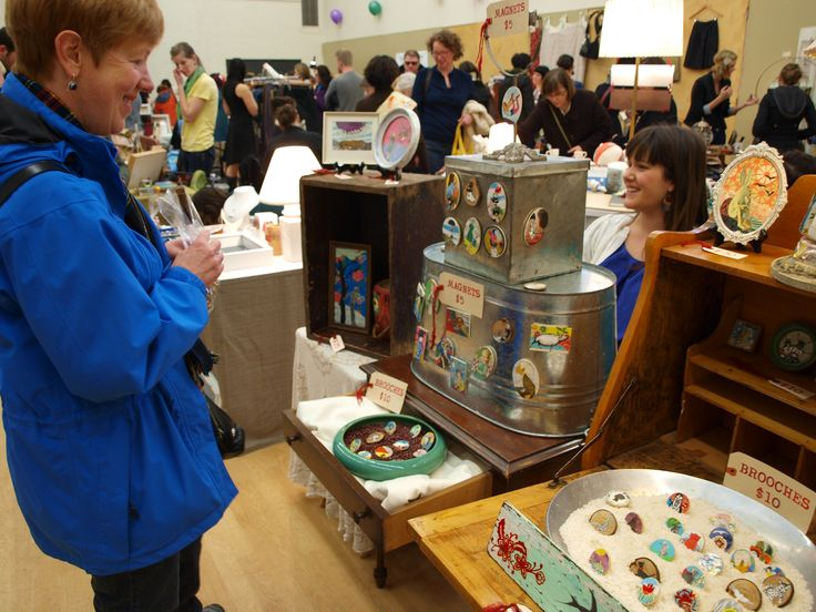 February Fox Fair is Feb 7 & 8, 2014! A fabulous designer craft fair featuring local, handmade clothing, jewelry, pottery, kids items, snacks and more! Details here http://fernwoodnrg.ca/2014/01/february-fox-fair-2014-feb-7-8/