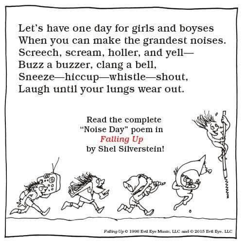 Similiar Shel Silverstein Snowball Poem Keywords