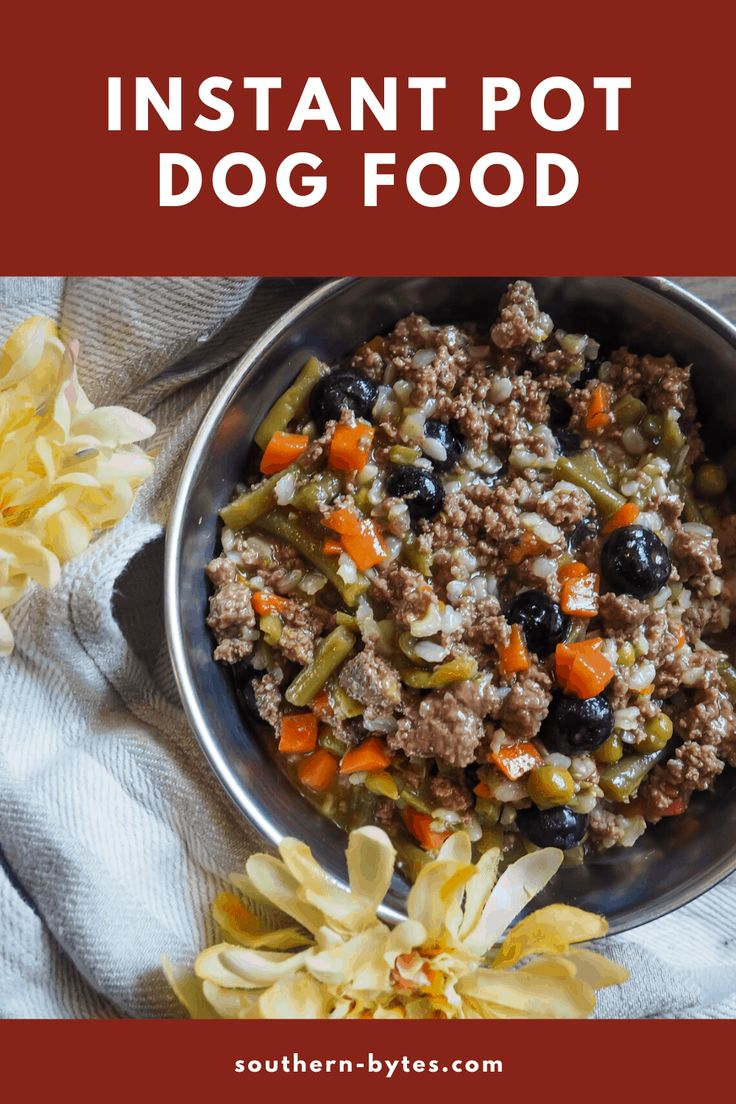 Homemade dog food is a great way to spoil your dog and