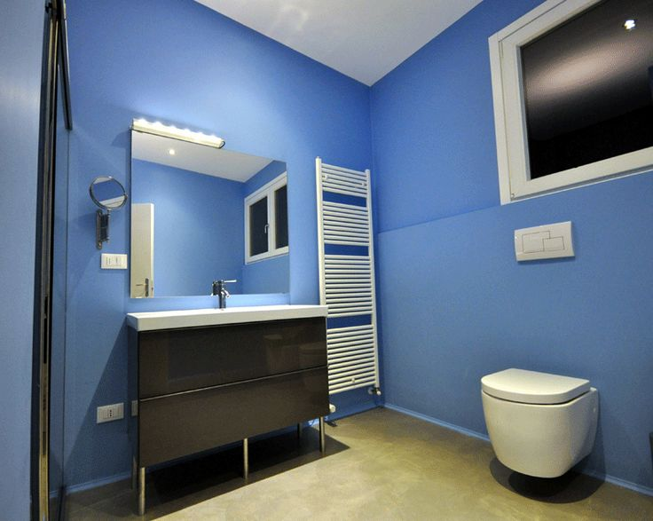 Decoraci 243 N Ba 241 Os Azules Blue Bathroom Pinterest Ba 241 O