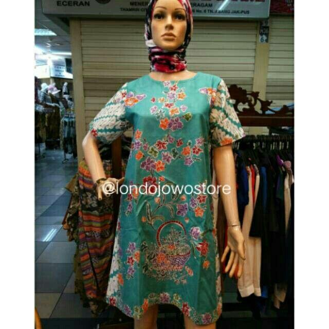 Saya menjual Dress Batik Cap LJ 01 seharga Rp350.000. Dapatkan produk ini hanya di Shopee! https://shopee.co.id/londojowo/371691348/ #ShopeeID