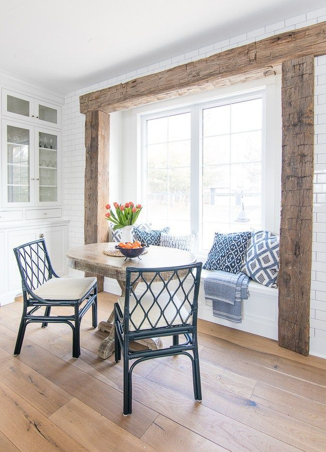 Feature Friday The Lily Pad Cottage Part 2 Breakfast Nook