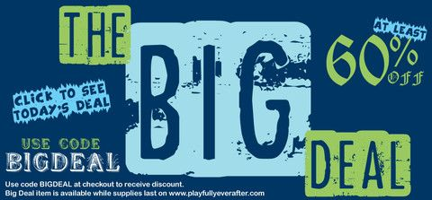 The BIG DEAL – Playfully Ever After