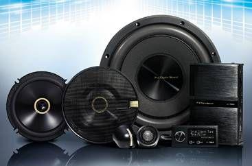 Sistema audio Clarion