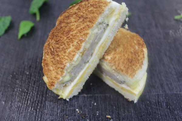 Turkey, Avocado, and Swiss Cheese Toastie - Best Chef Recipes | A Perfect Pantry - Kambrook
