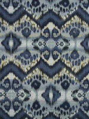 fabric Rhythm Waves in Calypso Blue available Design Nashville
