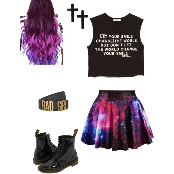 Outfit Bad Girl