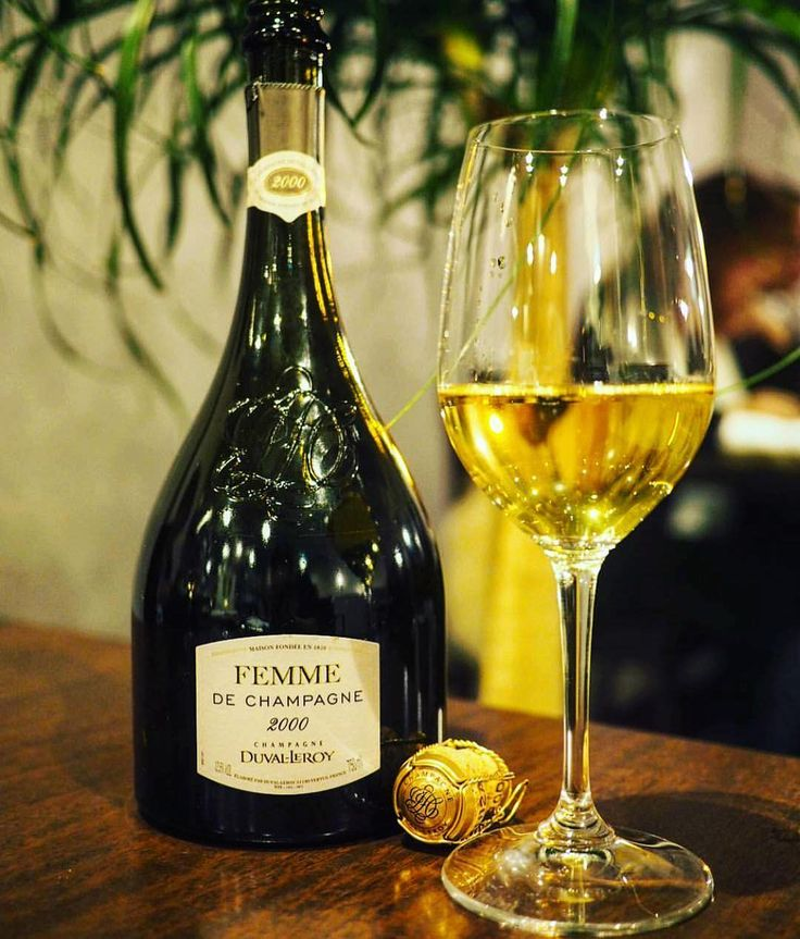 Duval-Leroy Femme de Champagne is a truly spectacular Champagne which is only made in the exceptional years. 2000 was one of those fantastic years where the vintage conditions were perfect for producing a Champagne of class, elegance and power
