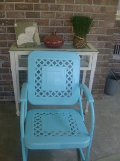 17 Best Ideas About Old Metal Chairs On Pinterest Diy Table Legs Diy Ideas For Bedroom And