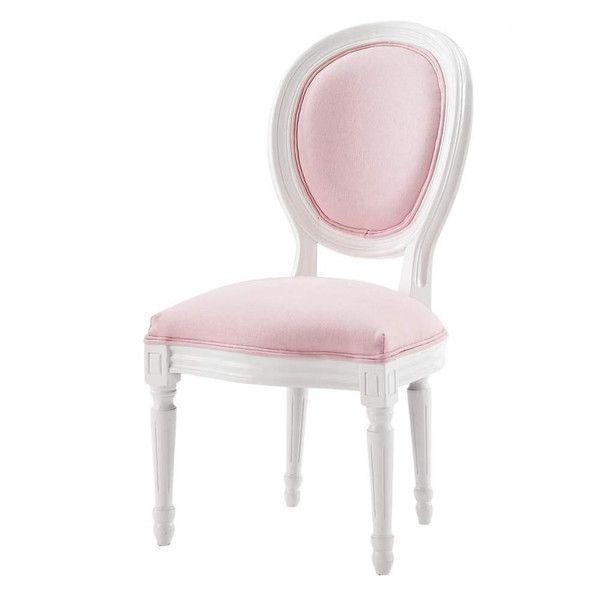 Chaise médaillon enfant en ... - Louis