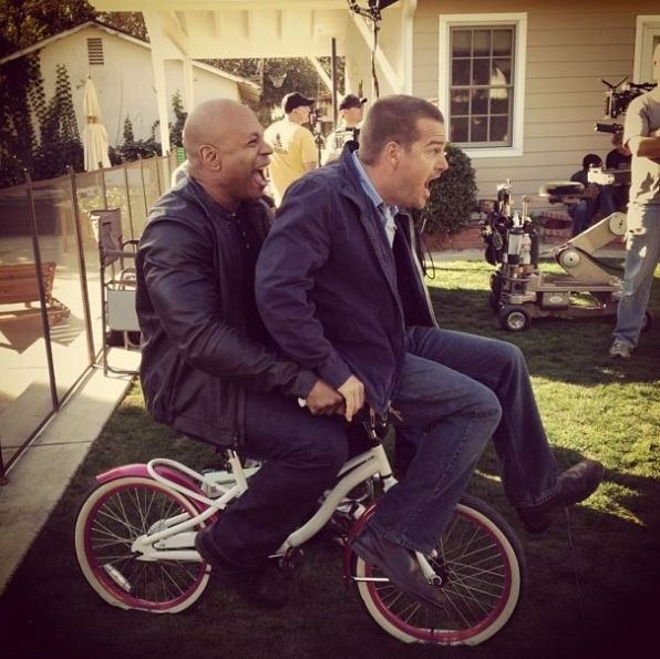 CBS Fall Preview 2014 Photos: 23. LL Cool J and Chris O'Donnell - NCIS: Los Angeles on CBS.com