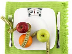 Jak zhubnout: Týdenní jídelníček