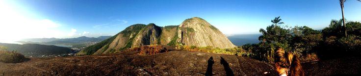 Pedra do Elefante (Costão de Itacoatiara) - Niterói RJ