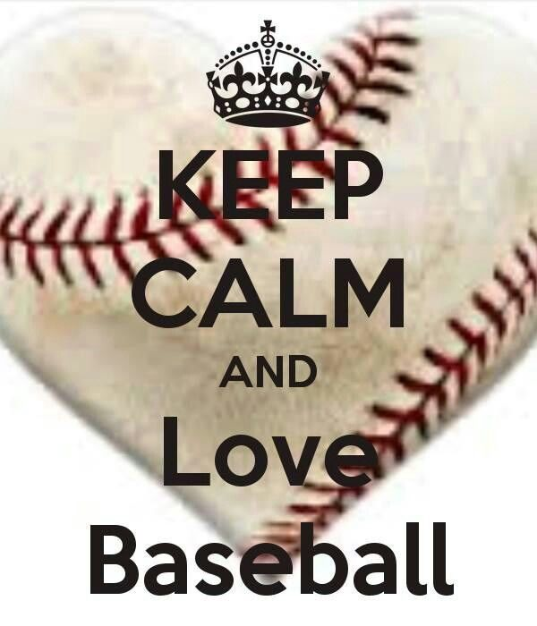 ♥⚾ It doesn't matter how stressful a season can be... I still love the game and I especially  L⚾VE watching my boy play ⚾♥