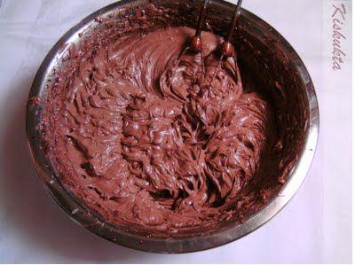 Dobos torta krém