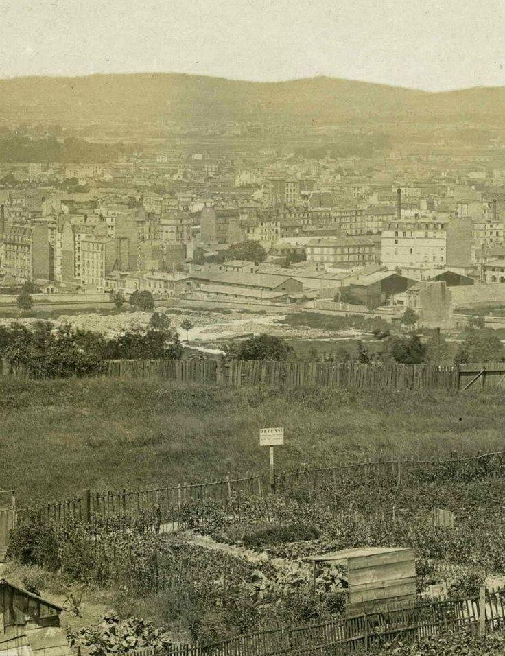 1886 - Avant la construction du Maquis