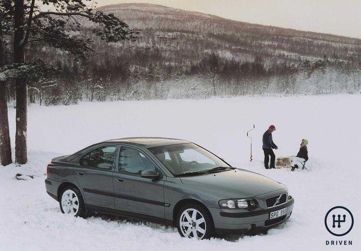2002 Volvo S60 AWD
