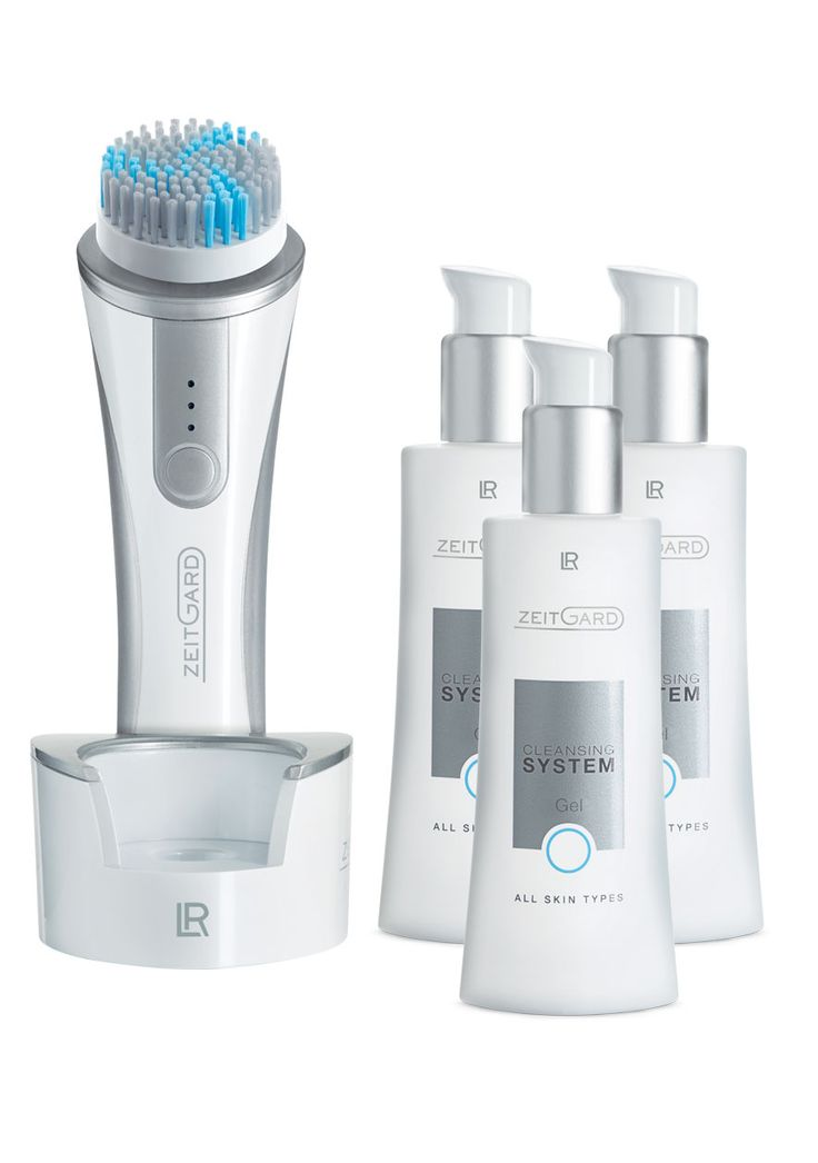 LR ZEITGARD Cleansing System Set Classic