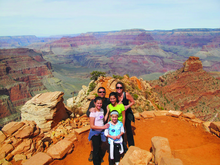 Donna Bozzo shares her tips for a Grand Canyon family vacation you'll never forget