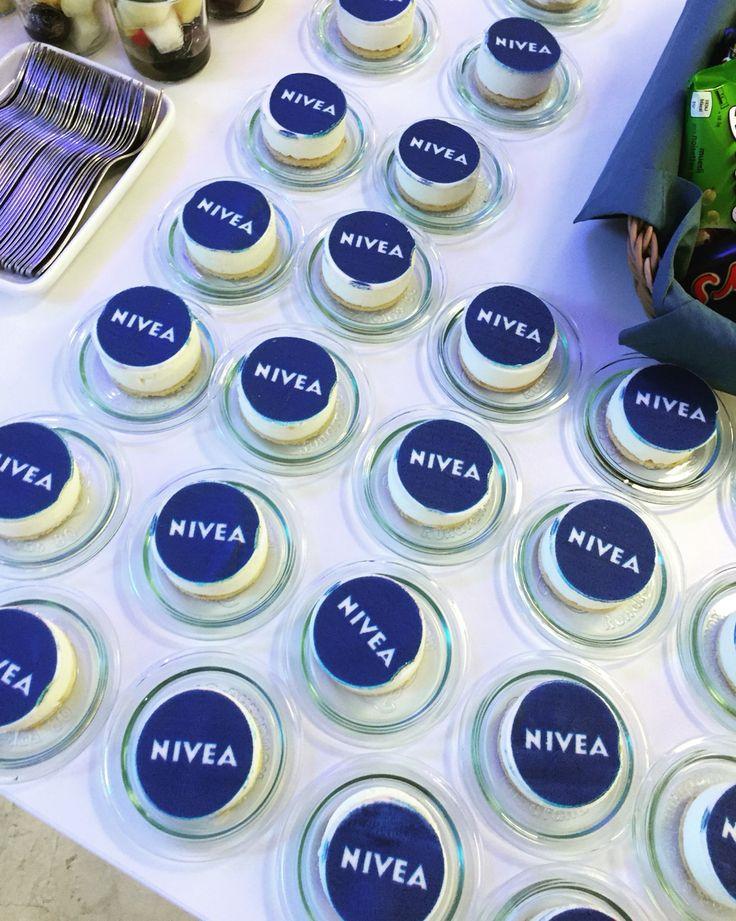 Nivea mini cakes