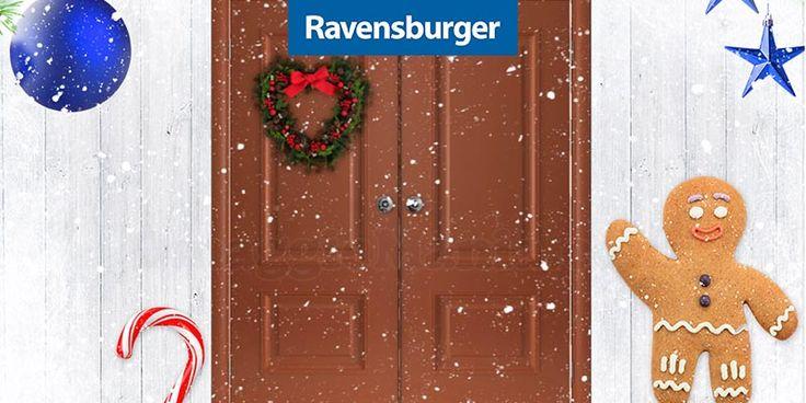 Calendario dell'Avvento Ravensburger 2017 - http://www.omaggiomania.com/concorsi-a-premi/calendario-avvento-ravensburger-2017/