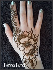 Henna Tattoos Course