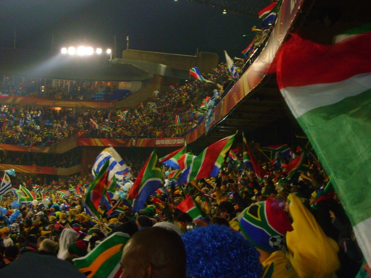 soccer world cup 2010 - i was there :)