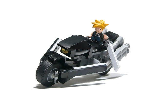 Lego designs by LegoJalex: