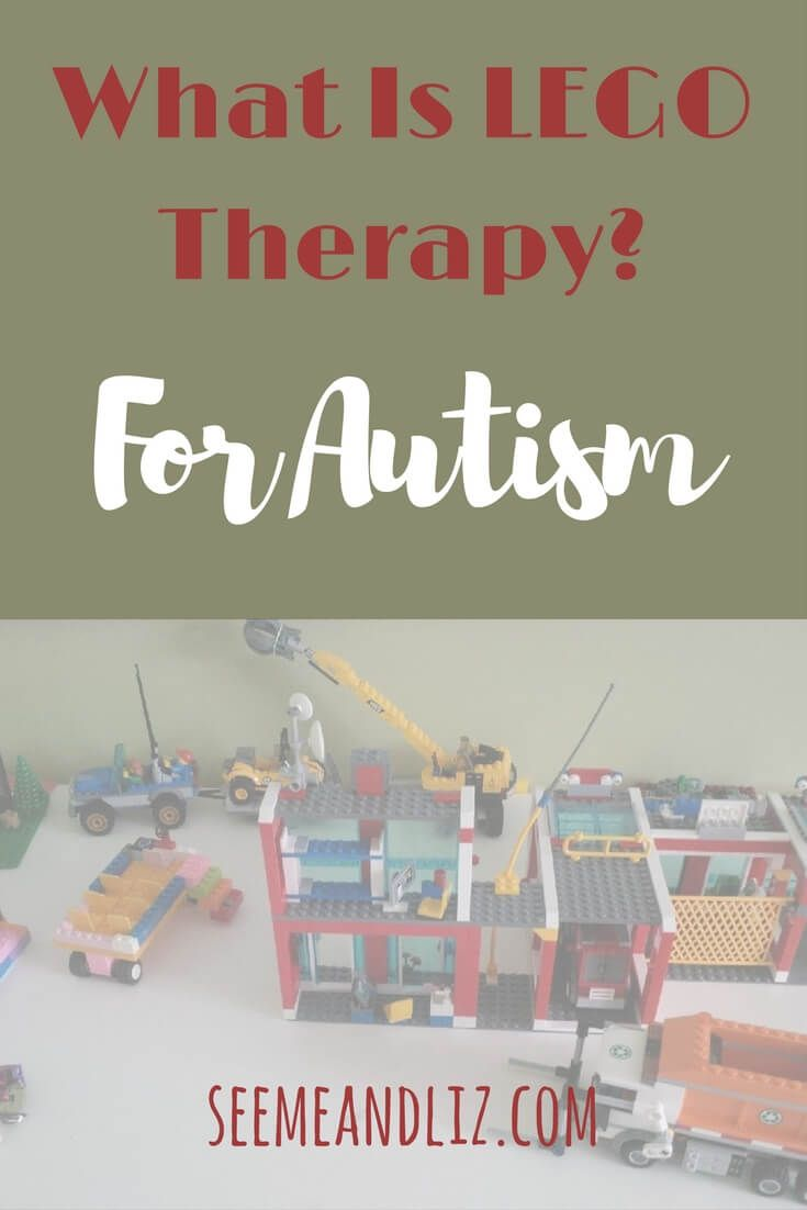 LEGO Therapy For Autism is a great way for children with Autism & Special needs to build social skills, communication, problem solving and more!
