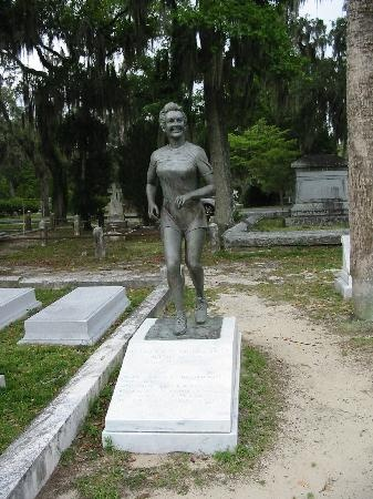 Bonaventure Cemetery: Cemetery