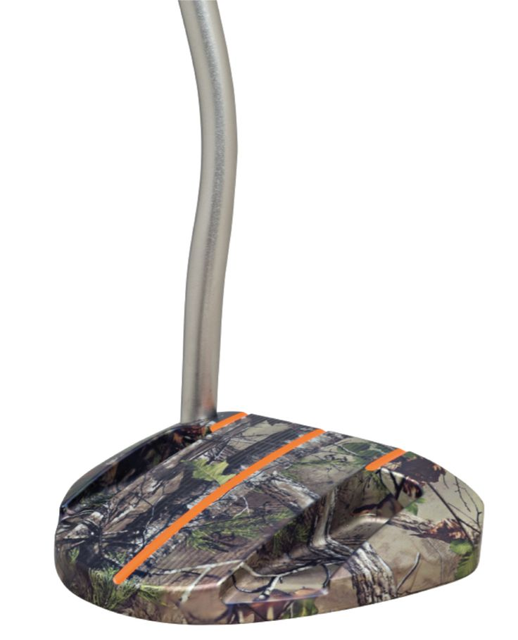 PING introduces limited-edition camo design PLD2 putters Merging an innovative graphic application process with high-performance heads precision-milled at PING the company today introduced two visually striking PLD2 putters the Camo Ketsch Realtree Xtra and the Camo Ketsch Muddy Girl. Both limited-edition models are PING Putting Lab Design (PLD) originals and part of the labs efforts to advance new putter design technology and engineering concepts. The first thing that grabs you is the…
