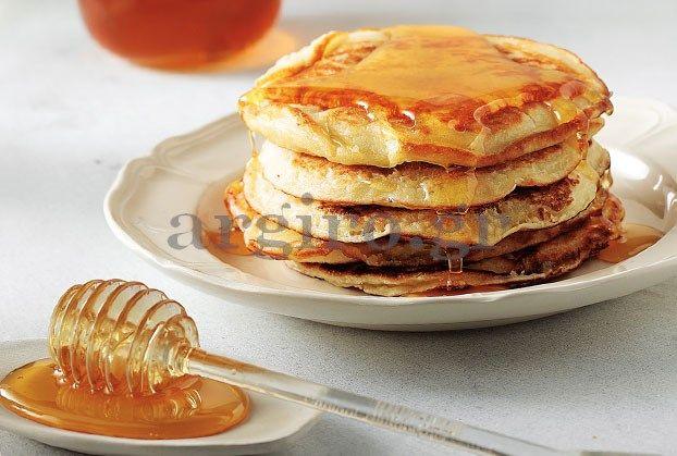 Pancakes - Συνταγές για Πρωινό