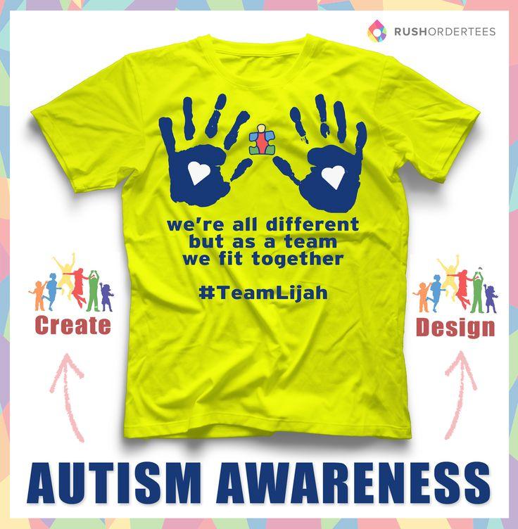 17 best Autism T-Shirt Design Idea's images on Pinterest   Autism ...