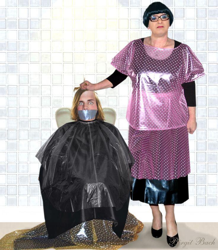 Plastic hairsalon | Plastic fantastic | Pinterest