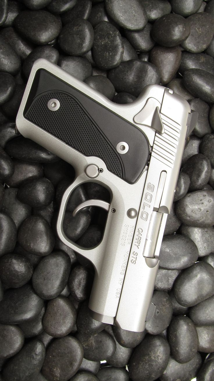 Kimber Solo Carry Stainless Pocket Carry-Without Compromises -- ammo review