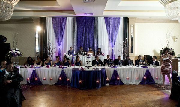 Top 25 Best Wedding Head Tables Ideas On Pinterest: Gallery For > Engagement Hall Decoration Ideas