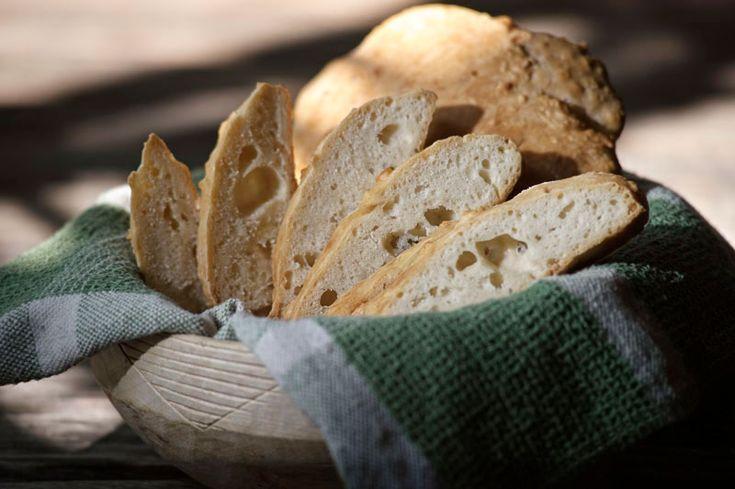 Recette de pain banik (ou banique) selon Bob le Chef