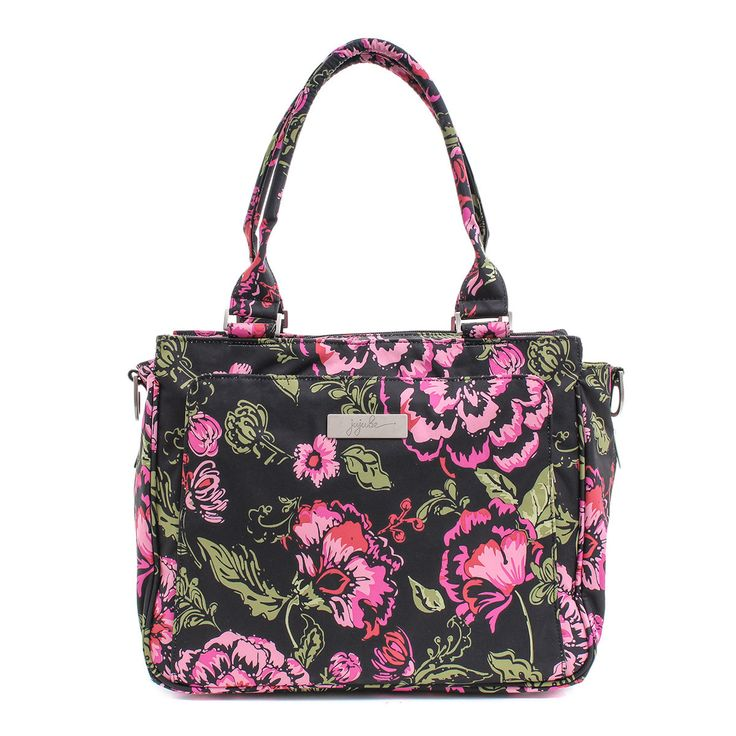 JuJuBe Be Classy - Blooming Romance A brand new #diaperbag that we already love!